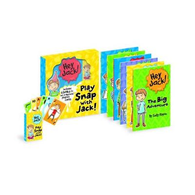Play Snap with Jack by Sally Rippin