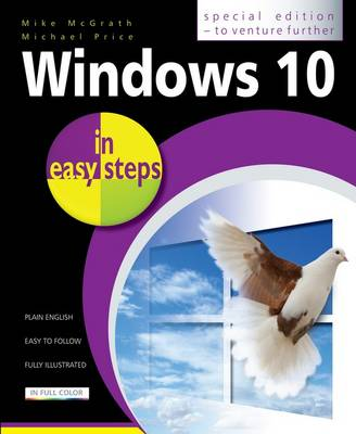 Windows 10 in easy steps by Michael Price