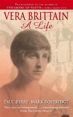 Vera Brittain: A Life book