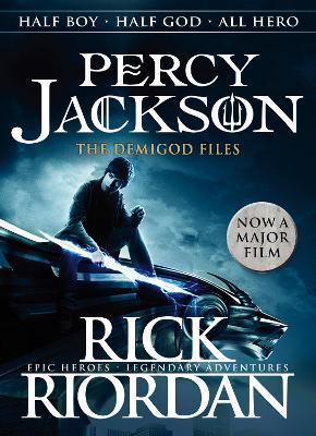 Percy Jackson: The Demigod Files (Film Tie-in) by Rick Riordan