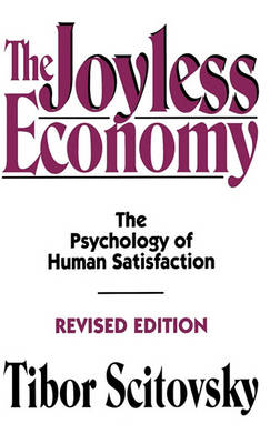 Joyless Economy book