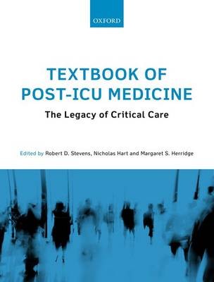 Textbook of Post-ICU Medicine: The Legacy of Critical Care book