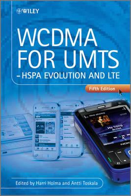 WCDMA for UMTS by Dr. Harri Holma