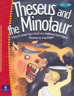 Theseus and the Minotaur: by Janeen Brian