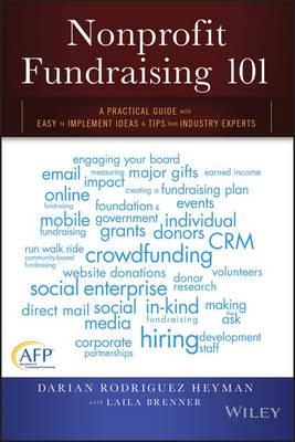 Nonprofit Fundraising 101 by Darian Rodriguez Heyman