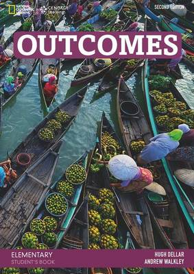 Outcomes Elementary with Access Code and Class DVD by Hugh Dellar