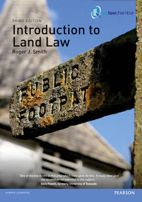 Introduction to Land Law 3e by Roger J. Smith