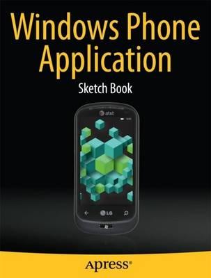 Windows Phone Application Sketch Book by Dean Kaplan