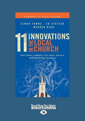 11 Innovations in the Local Church by Elmer Towns