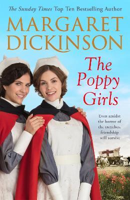 The Poppy Girls by Margaret Dickinson