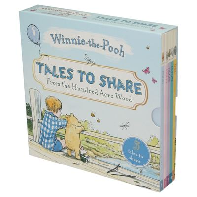 Winnie-the-Pooh Tales to Share book