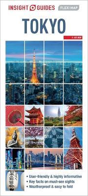 Insight Guides Flexi Map Tokyo book