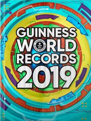 Guinness World Records 2019 book
