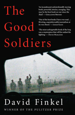 The Good Soldiers by David Finkel