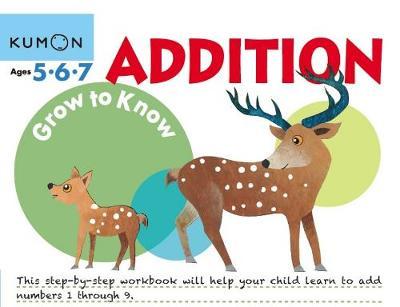 Addition by Kumon Publishing