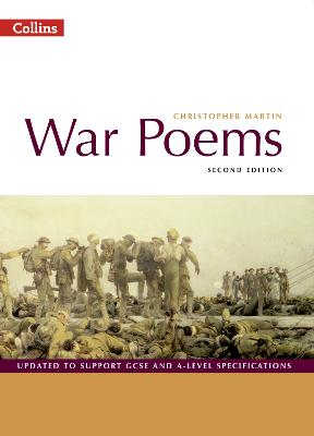 War Poems by Martin Christopher