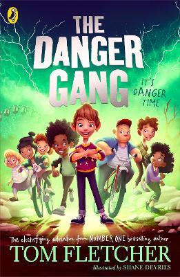 The Danger Gang book