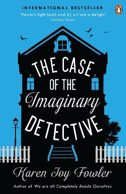 Case of the Imaginary Detective book