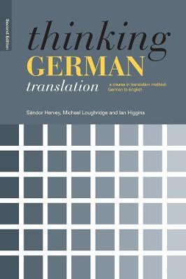 Thinking German Translation book
