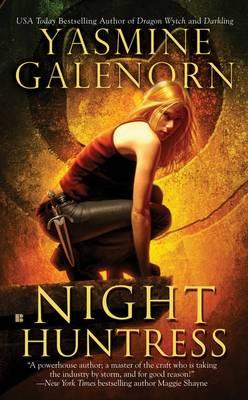 Night Huntress book