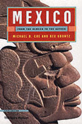 Mexico: Olmecs to Aztecs (5th Editio by Michael D. Coe