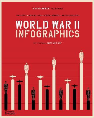 World War II: Infographics book