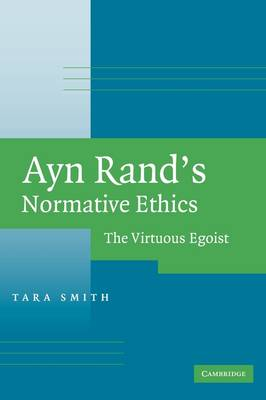 Ayn Rand's Normative Ethics book