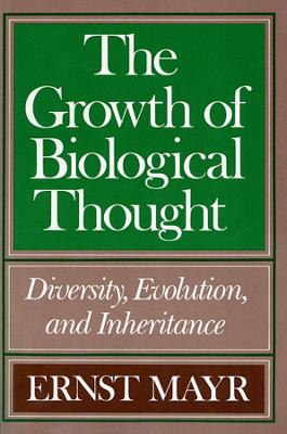 Growth of Biological Thought book