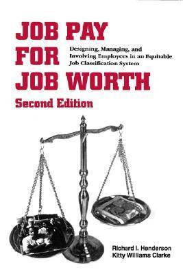 Job Pay for Job Work by Richard I. Henderson