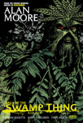 Saga of the Swamp Thing Book 4 TP by Stephen Bissette
