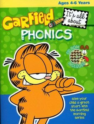 Garfield: Reading and Phonics by ESP International Ltd