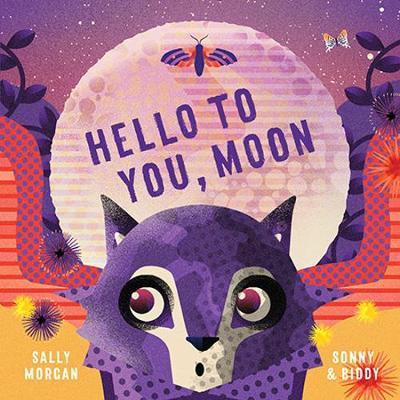 Hello To You, Moon by Sally Morgan
