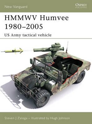 Hmmwv Humvee 1980-2005 book