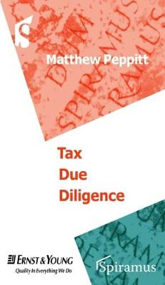 Tax Due Diligence by Matthew Peppitt