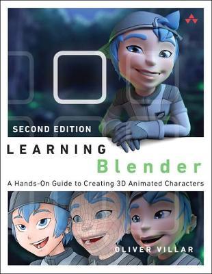Learning Blender by Oliver Villar