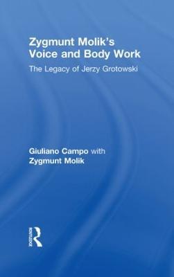 Zygmunt Molik's Voice and Body Work book