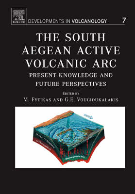 South Aegean Active Volcanic Arc book