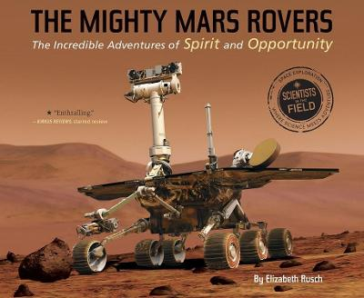 Mighty Mars Rovers book