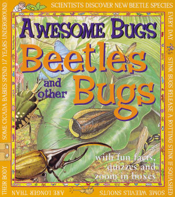 Beetles, Bugs and Pests by Anna Claybourne