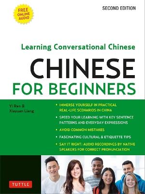 Mandarin Chinese for Beginners by Yi Ren