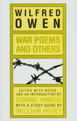 War Poems And Others book