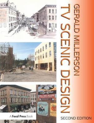 TV Scenic Design book