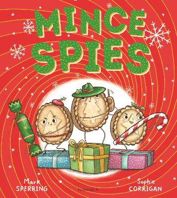 Mince Spies by Mark Sperring