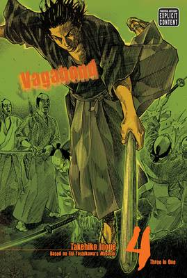 Vagabond, Vol. 4 (VIZBIG Edition) by Takehiko Inoue