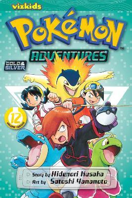 Pokemon Adventures, Vol. 12 by Satoshi Yamamoto