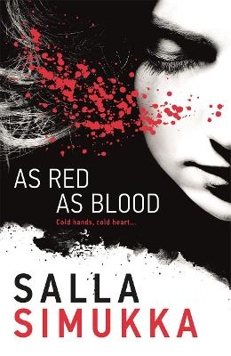 As Red As Blood book
