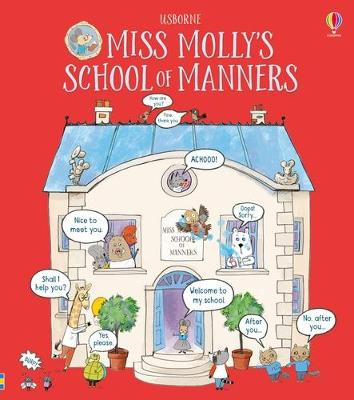 Miss Molly's School of Manners book