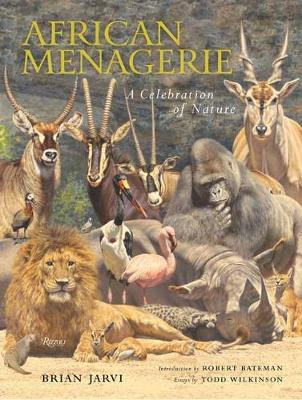 African Menagerie: A Celebration of Nature book