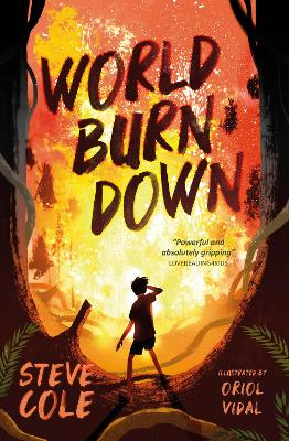 World Burn Down by Steve Cole