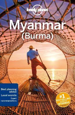Lonely Planet Myanmar (Burma) book
